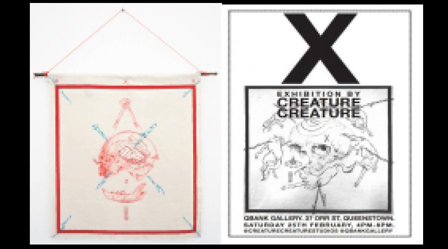 X – Creature Creature