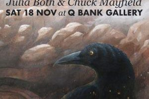 "Joint Show – ""Matter of Time"" by Júlia Both & Chuck Mayfield"
