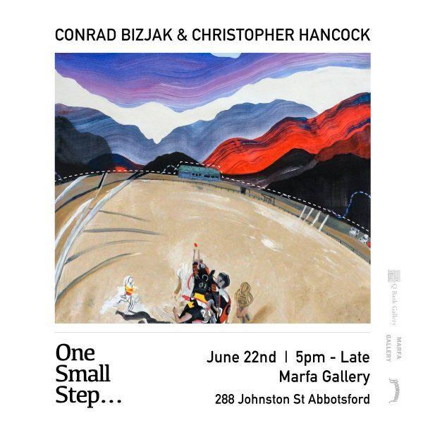 """One Small Step"" by Christopher Hancock & Conrad Bizjak"
