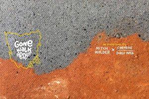 Melbourne Art Show: Gone Walkabout – Mitch Walder & Chehehe/Dodgy Paper