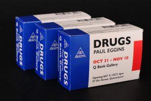 Drugs by Paul Eggins